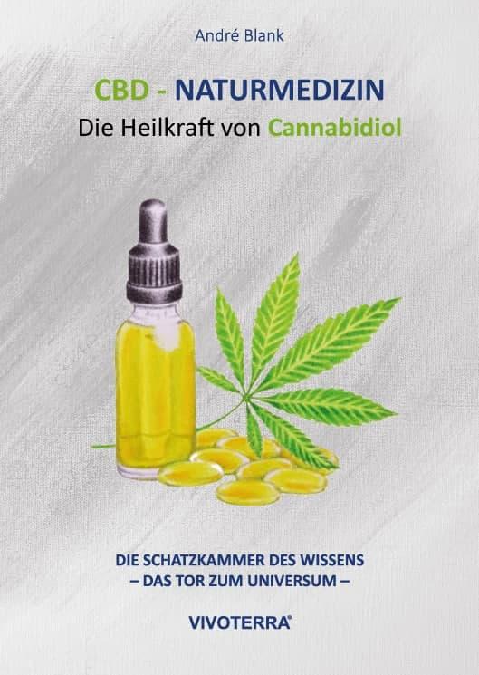 ebook Coverbild Die Heilkraft von Cannabidiol